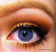MakeupGeek.com:  Glamorous by Cecilie Alstad Olsen