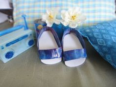 More Duct Tape Shoes Ideas | Free Sewing Pattern for American Girl Dolls