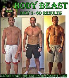Body beast meal plan male