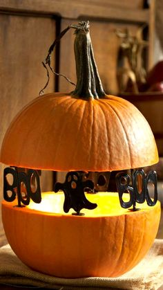 """Create """"Spook-tacular"""" silhouettes with Pumpkin Pegs™ ~ They are reusable and fun!"""