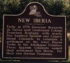 new iberia louisiana -