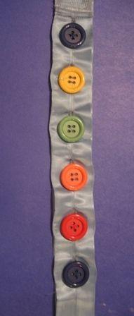Button, Zipper and Snap Strips
