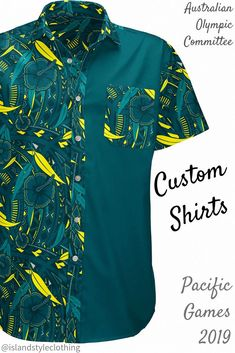 Proud to have supplied the Olympic Committee and athletes for the Samoan Pacific Games 2019. Your Club - Your design - Your logo - Your business - Your shirt. We create and supply custom designed shirts and shorts for your next group, family or corporate event. Or we can simply add your logo.  #olympichirts #customshirts #customhawaiianshirts #corporateshirts #eventshirts #festivalshirts #uniforms #groups #corporate #tourshirts #corporateshirts #festivalfashion #pacificgames #custom-shirts