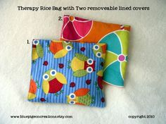 Therapy rice bag
