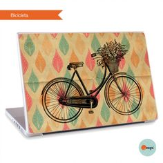 Skin para Notebook | Mapi Arte | Feria Central