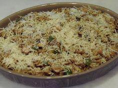 Kudos Kitchen By Renee: Chicken Mushroom And Orzo Casserole