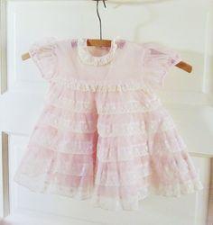 Darling baby dress.
