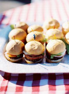 Mini buns! #4thofjuly #BBQ #americana #yum