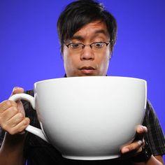 Biggest Coffee Mug Ever on http://www.random-good-stuff.com