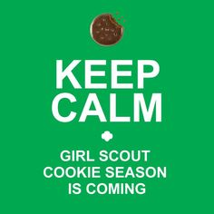Cookie Season is coming...