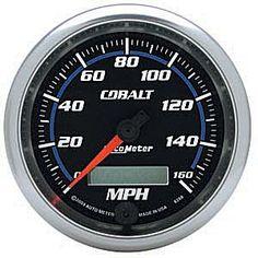 Auto Meter Cobalt Speedometer Elec. Programmable