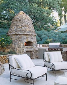 Outdoor Pizza Oven...yes!