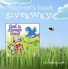 How do you comfort your child in scary times or when they are grieving? This sweet book is a precious reminder that God is always with us! Giving away a copy for a limited time!