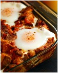This Gluten Free Breakfast Bake is a must try!!! Udi's® Gluten Free Bread