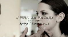 Jean Paul Gaultier for La Perla jean paul gaultier