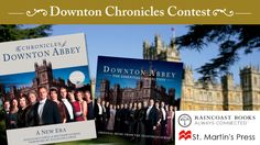 The Vision TV premier of #DowntonAbbey Season 3 is coming up April 10! To celebrate, our colleagues are giving away 10 prize packs in their Downton Chronicles Contest. Click through for more details -- but hurry, the contest closes March 27!