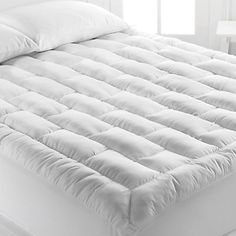 Concierge Collection Magic Loft Dreamz Mattress Pad with Built-In Topper at HSN.com.