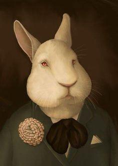 Mr. Bunny (by Kim Parkhurst)