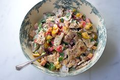 Fattoush from 101 Cookbooks. Click through for recipe.
