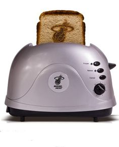 Miami HEAT Toaster. You know you need this!