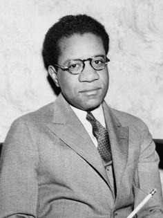 Howard Swanson, composer  (1907-1978)