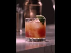 The Frenchy, a fruity and sweet Grey Goose cocktail.
