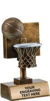 Award the #Basketball Player With The Most Points. Check Out Our #Hoop #Trophy! http://www.crownawards.com/StoreFront/CRSLBA.ALL.Trophies.Slam_Dunk_Basketball_Sculpture.prod