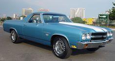 1970 Chevrolet El Camino SS 396