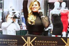 dubai mall, social media, mall yesterday, fashion rang, celebr news, khloe launch