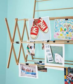 laundry dryer/picture and artwork display