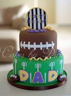 Superbowl cake? by tamra