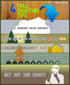#Photography #Tips for fall shooting