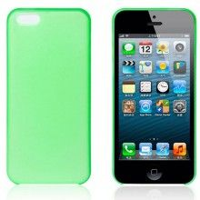 Carcasa iPhone 5C - Ultra fina 0.35mm Verde  AR$ 30,94
