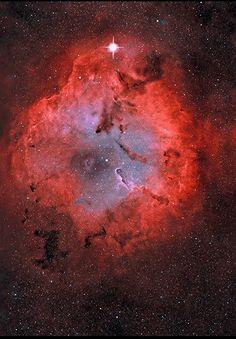 3-D Nebula