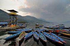 Fewa Lake, Nepal. Photo by Indrajit Debnath