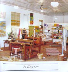 a weaver - studio