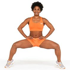 Get your legs ready for their big summer reveal with these butt-firming, thigh-sculpting, and calf-toning moves.