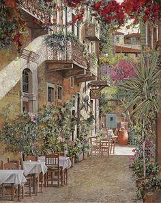 """""""Rethimnon-crete-greece"""" by Guido Borelli"""