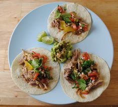 Slow Cooked Achiote Pork from Rick bayless