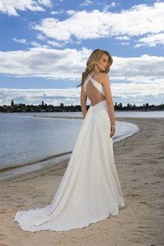 beaches, wedding dressses, idea, pinterest beach, beach weddings, happili, beach wedding dresses