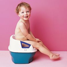 The simple, 7-step guide to potty train your toddler.