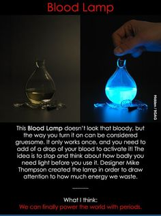This is actually really nifty, but then there's the comment about periods...