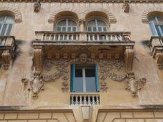Monte Carlo Daily Photo: Riviera Palace - the Facade