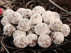 Receta: Juan Manuel Herrera | Trufas de chocolate | Utilisima.com