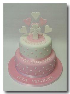 bautizo cake, heart cake, christening cakes, christen cake, cake heart