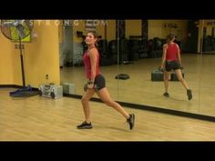 How to Do Rear Lunges