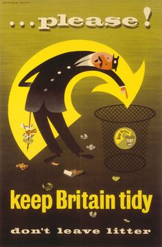 • Keep Britain Tidy