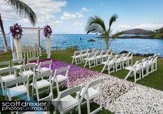 Maui Wedding Ombre Ideas!