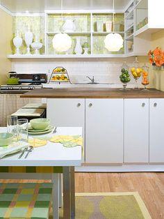 Citrus kitchen.