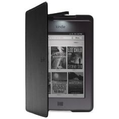 kindle touch leather lighted cover. $59.99 product, lights, touch light, leather cover, light leather, kindl store, kindl touch, amazon kindl, light cover